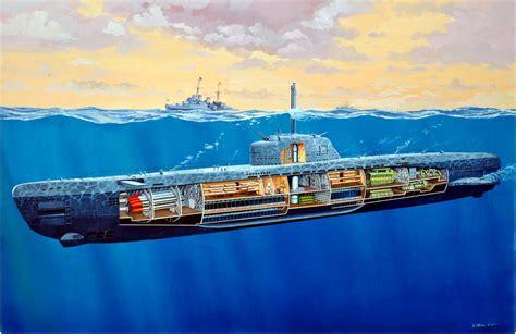 Venturer 4k Wallpapers by U Boat Type Xxi En Un Corte Esquematico Estos Se