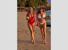 Kelly Brook in Bikini in Thailand 03092018