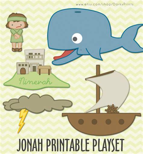 jonah and the whale printable pdf bible printables 420   5e8f39e3078df58a9e20a45ba23743e8