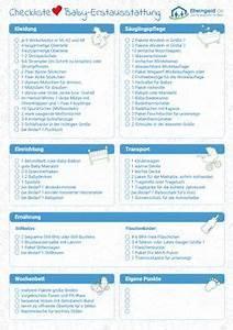 Baby Erstausstattung Checkliste Winter : babys erstausstattung mit checkliste zum download baby products pinterest baby baby ~ Orissabook.com Haus und Dekorationen