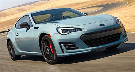subaru brz  minor price hike  seriesgray
