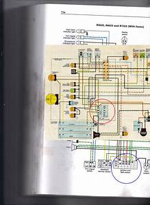 R75  5 Ignition Switch Wiring