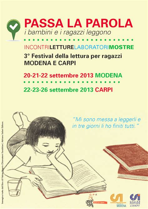 Libreria Delfini Modena by Gavroche Passa La Parola Al Via La Terza Edizione