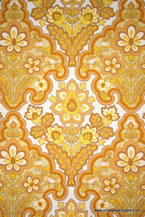 Tapeten Barock Stil by Modern Baroque Style Wallpaper