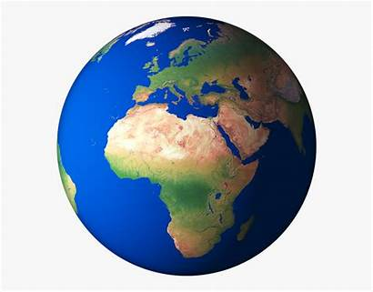 Globe Clipart Earth Africa 3d Planet Map