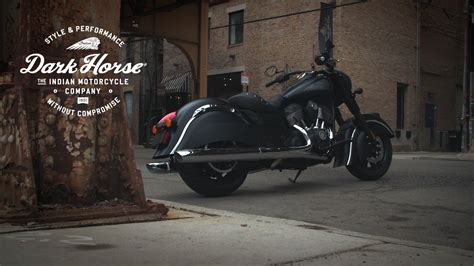 Indian Chief Dark Horse Bike Review, Specification