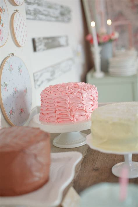shabby chic birthday a shabby chic first birthday party the sweetest occasion