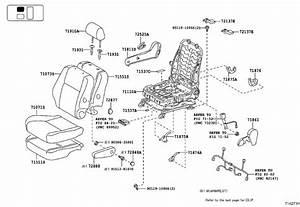 Pt Cruiser Seat Diagram