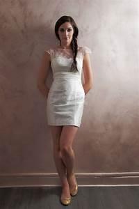 Robe Mariee Courte : robe de mariee sur mesure paris archives with a love ~ Melissatoandfro.com Idées de Décoration