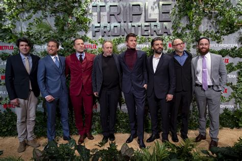 triple frontier   charlie hunnam ruined