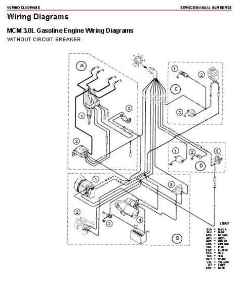 Mercruiser Wiring Diagram Source Page