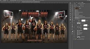 Sturdavinci Art Tools Basketball Idol 2018 Girls Team Banner Background