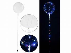 Led Ballon Lichter : infactory ballon mit lichter luftballon mit lichterkette 40 farb leds 30 cm transparent ~ Yasmunasinghe.com Haus und Dekorationen