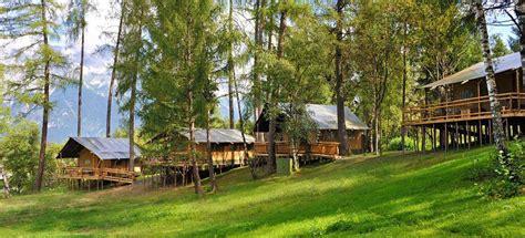 luxury camping holiday  austria tirol   great safari tent campingdreams campingblog
