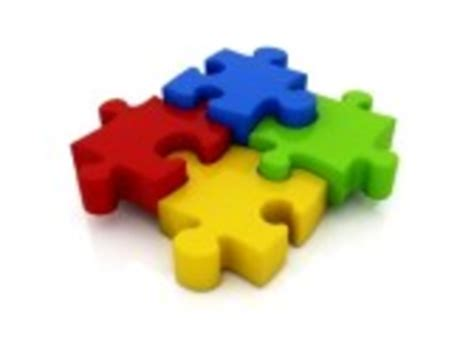 jigsaw puzzle  icon isolated  white  images