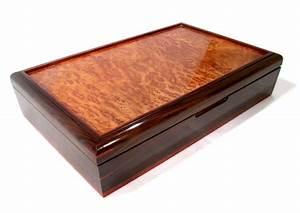 Woodworking Plans Tea Box