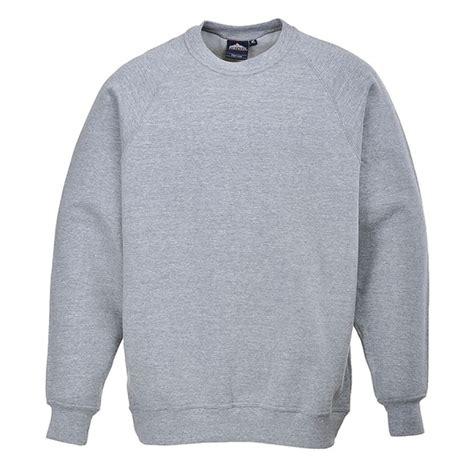 22 Ucc002g Grey Sweatshirt From Ad Supplies Ltd