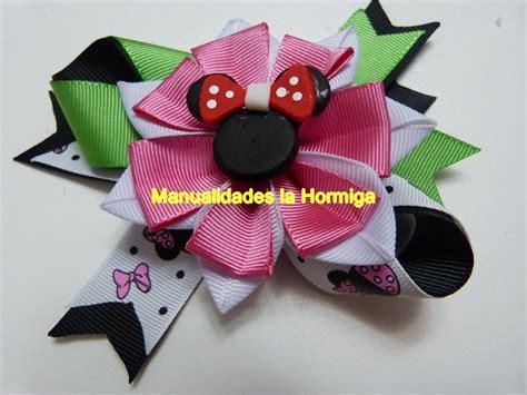 como hacer flores flores en cinta  decorar lazos hair
