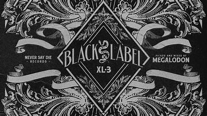 Megalodon Label Xl Zerk