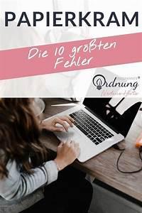Motivation Zum Putzen : 10 gr ten papierkram fehler eine motivation zum ~ A.2002-acura-tl-radio.info Haus und Dekorationen