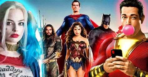 shazam movie dc movies dceu worst ranked universe extended every including