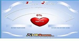 Love Tester Love Tester