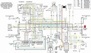 Schema Electrique Sr500