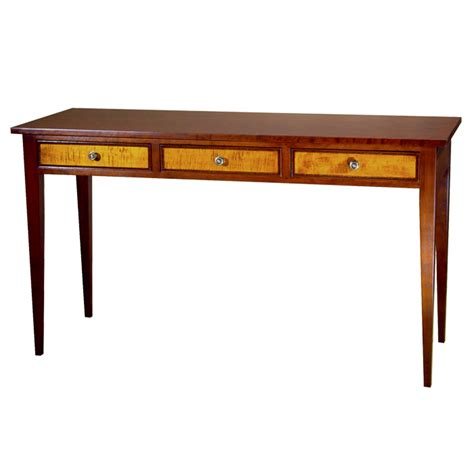 how to a console table d r dimes federal sofa table occasional tables sofa