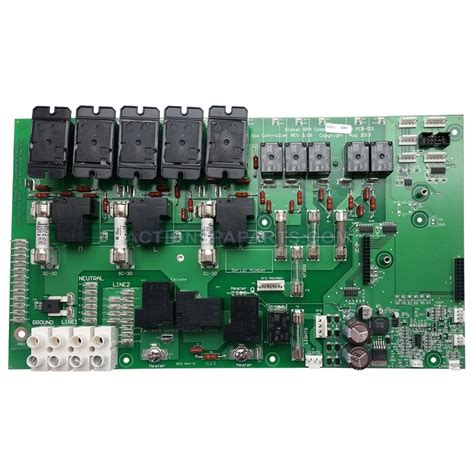 Eco Circuit Board Arctic Hot Tub Spa Pack Replaces