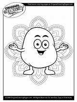 Coloring Pages Potato Below Any sketch template