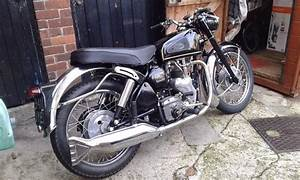 For Sale 350cc 1956 Velocette Viper
