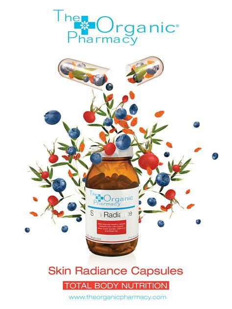 organic pharmacy radiance creative
