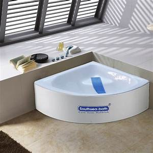 Square Corner Cast Iron Bathtub Bath Tub With Seat Buy