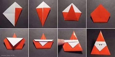 origami pai natal natal pinterest weihnachten origami weihnachten  weihnachtsmann