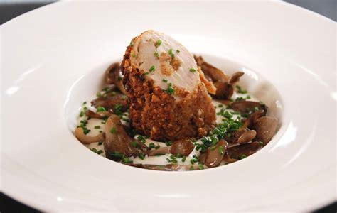 cuisine boursin roulé de poulet roquefort noix boursin cuisine blogs
