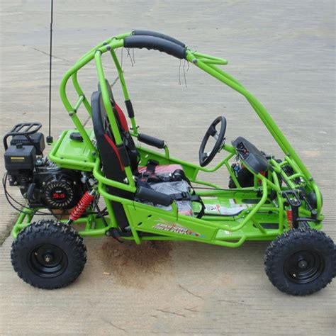 benzin für kinder benzin road buggy f 252 r kinder 163cc gr 252 n
