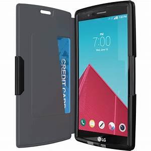 Tech21 Evo Wallet Case For Lg G4  Black  T21
