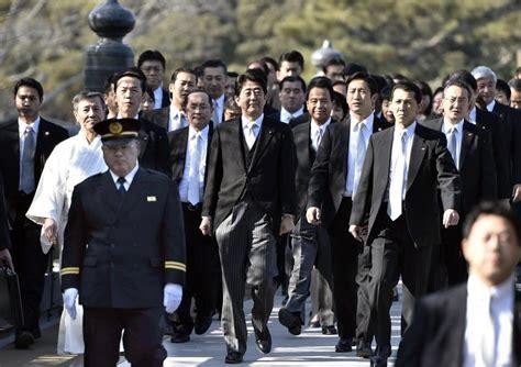 tokyo japans leader    express remorse