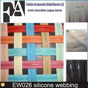 Farbe Für Kleidung : gro handel hochwertige nylon benutzerdefinierte farbe silikon gummiband f r kleidung gurtband ~ Yasmunasinghe.com Haus und Dekorationen