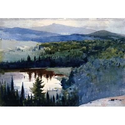 Winslow Homer on the Water