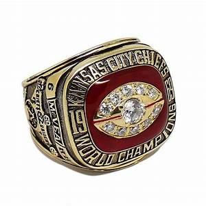 Kc Chiefs Stadium Seating Chart Kansas City Chiefs 1969 Championship Ring Kansas City