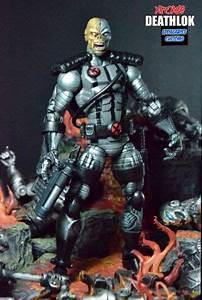 X-Force Deathlok Prime (Marvel Legends) Custom Action ...