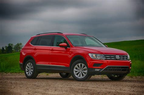 Too Much Tiguan Not Enough Volkswagen For New 2018