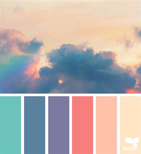 dreams in color color design seeds colour pallete color schemes