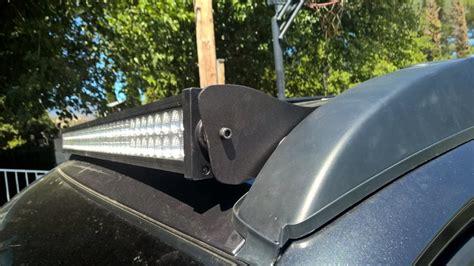 Roof Rack Light Bar Mount by Light Bar Mount For Oem Roof Rack Tacoma World