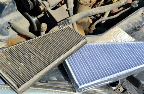 diy step  step fram engine air filter  cabin air