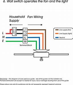 Exit Light Wiring Diagram