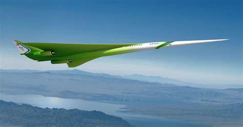 New Concorde? NASA reviving supersonic travel