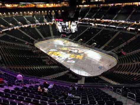 mobile arena section  row wc los angeles kings  colorado avalanche shared  missy