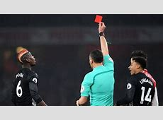 Arsenal 1 3 Man Utd Match Report & Highlights